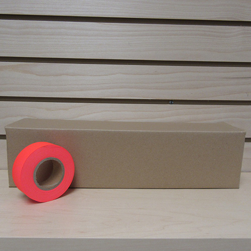 Presco Orange Glo Flagging Tape (case) 1