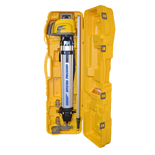 Spectra LL300N-1 Automatic Self-Leveling Laser Level Package 1