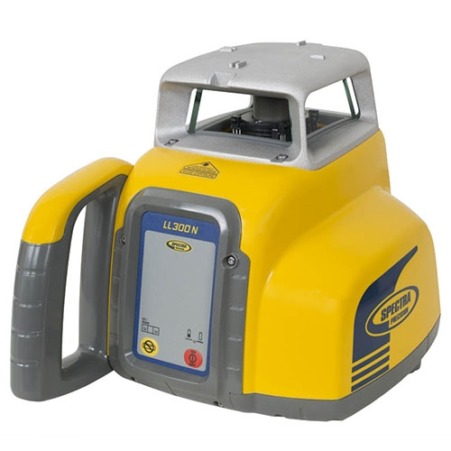 Spectra LL300N-X Automatic Self-Leveling Laser Level 1