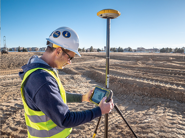 Trimble Tablet