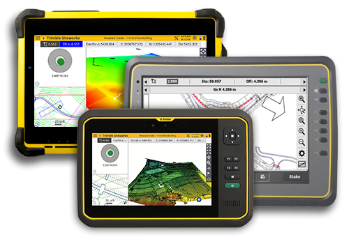 Trimble Tablets 1