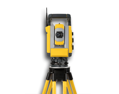 SPS620 and SPS720 Robotic Total Stations 1